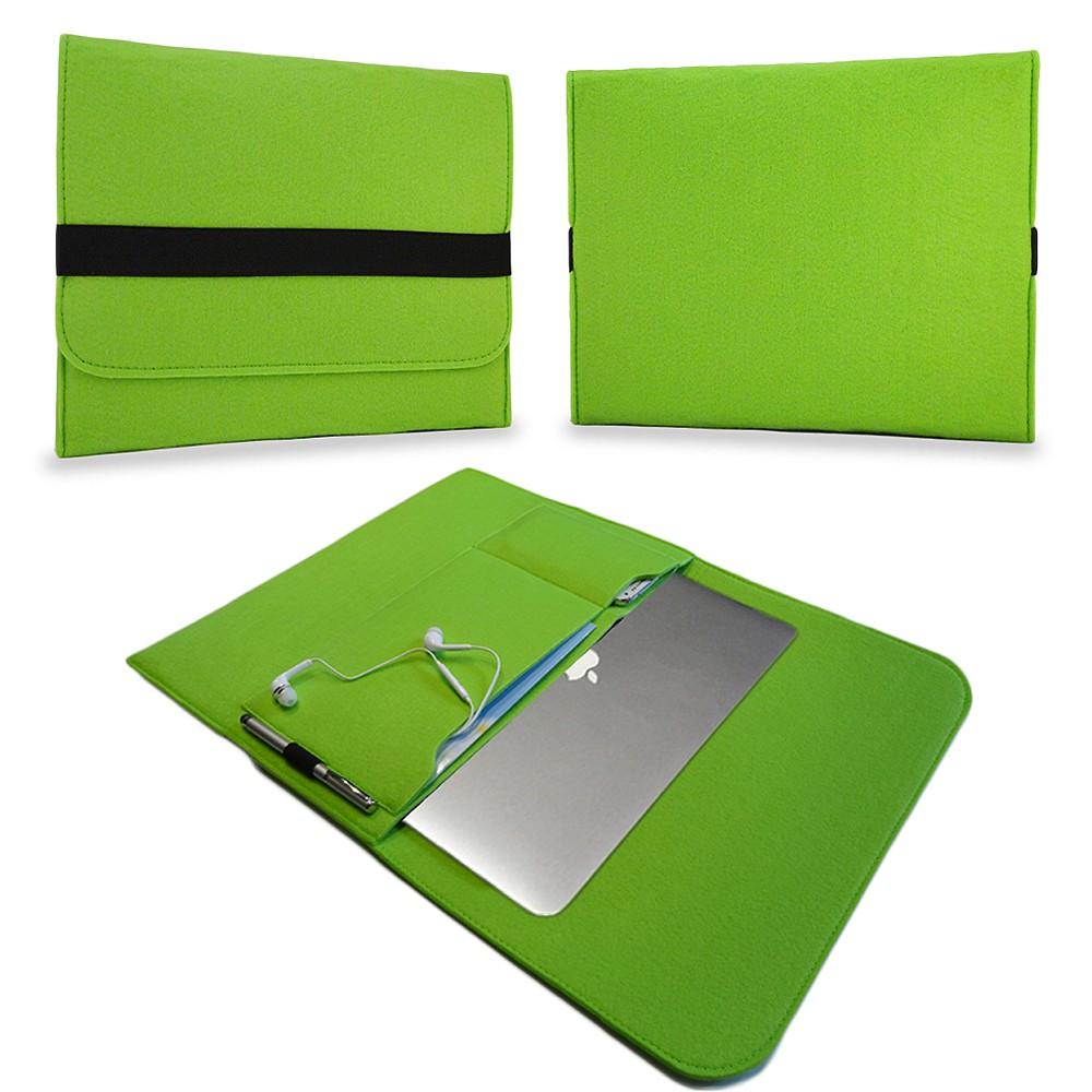 h lle tasche laptop cover grau sleeve filz 13 3 f r apple. Black Bedroom Furniture Sets. Home Design Ideas