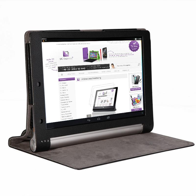 schutz tasche f r lenovo yoga tablet h lle tablet schutzh lle cover case etui f r lenovo f r. Black Bedroom Furniture Sets. Home Design Ideas