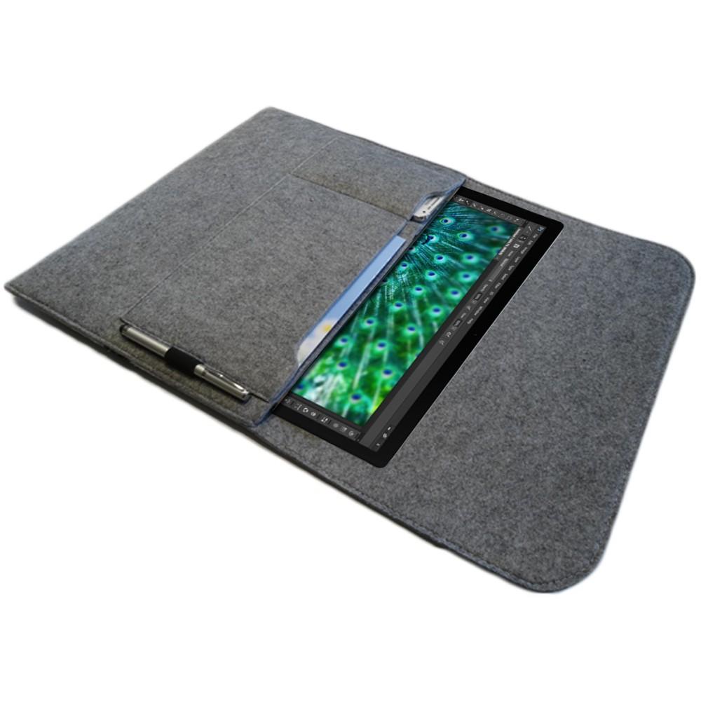 filztasche sleeve cover laptop h lle f r medion akoya. Black Bedroom Furniture Sets. Home Design Ideas