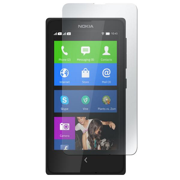 2x displayschutzfolie f r nokia lumia 630 klar schutzfolie for Abwaschbare klebefolie