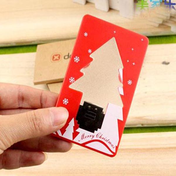 Weihnachtskarte led weihnachtsbaum mini lampe led pocket for Weihnachtsbaum mini led